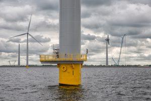 off shore wind energy