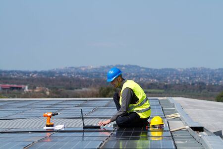 Commercial Real Estate Solar Panels