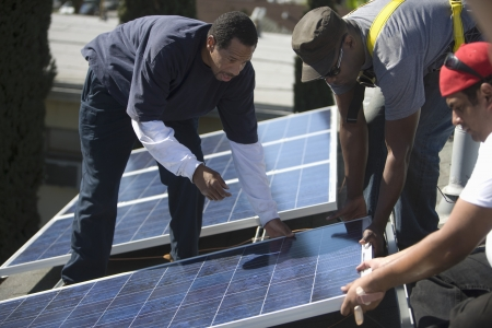 Solar jobs are growing