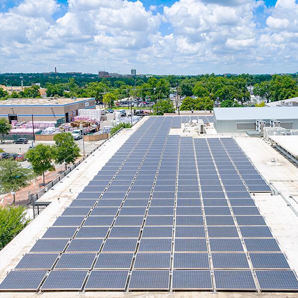 Commercial Solar Development