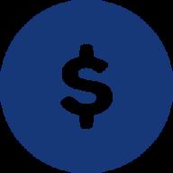 Solar financing icon
