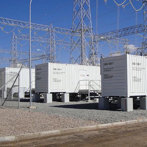Solar Energy Storage Utility