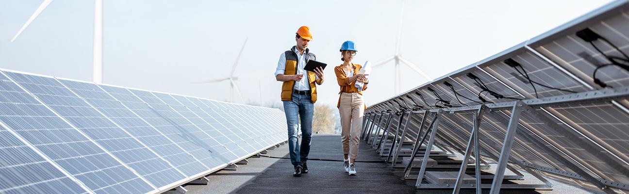Commercial Solar Project Management