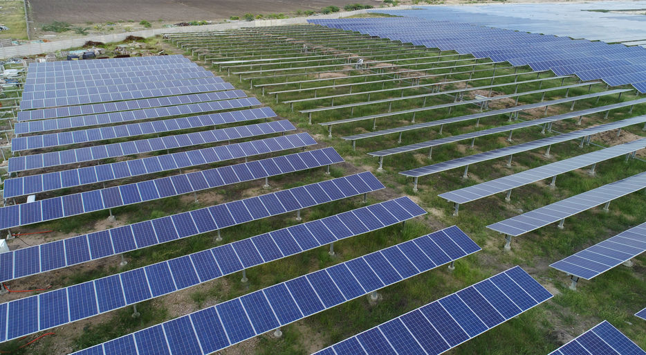India Solar industry