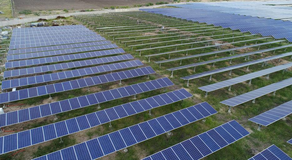 India Solar industry