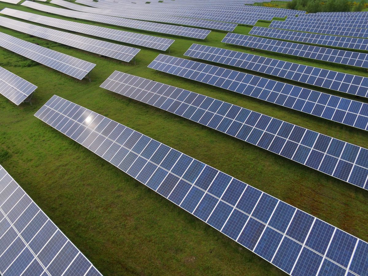 Solar Panels Photovoltaic Systems