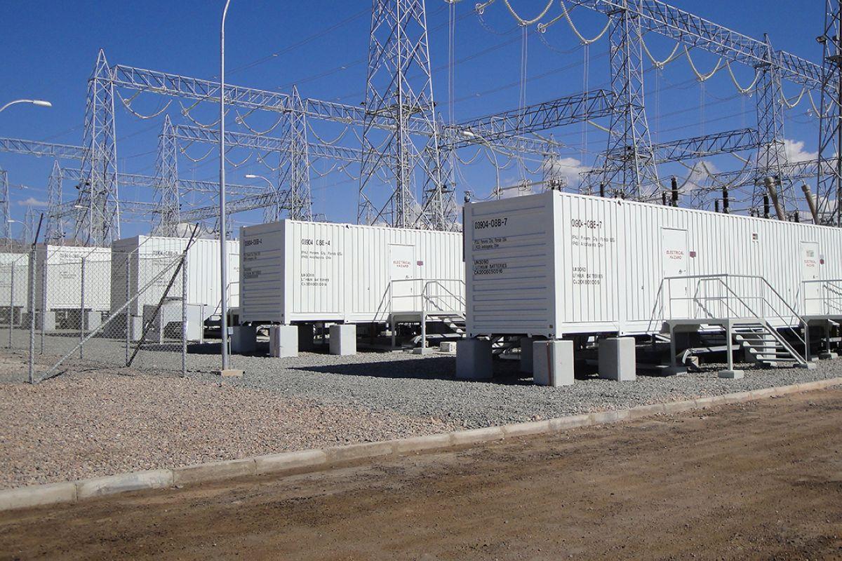 Energy Storage utility NEC